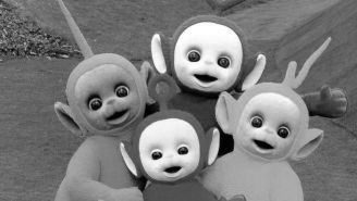This Black And White 'Teletubbies' Footage Is Absolutely Horrifying, And You'll Never Sleep Again