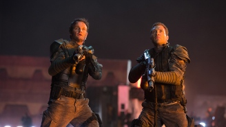 How 'Terminator: Genisys' plans to time-travel: From the NASA set