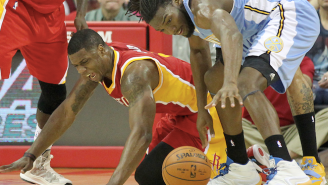Houston's Terrence Jones Suffers Collapsed Lung; Will Be Re-Evaluated Next Week