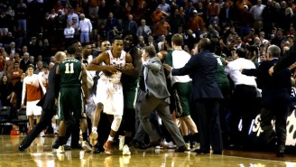 Watch Seven Players Get Ejected In This Texas-Baylor Scuffle