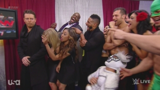 The Best And Worst Of WWE Raw 3/2/15: Give Viagra Jokes A Chance