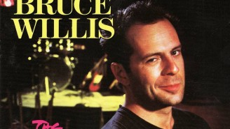 Using Bruce Willis Movie Quotes To Remember His 1987 Album, 'The Return Of Bruno'