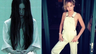 This Is What The Creepy Girl From 'The Ring' Looks Like Now