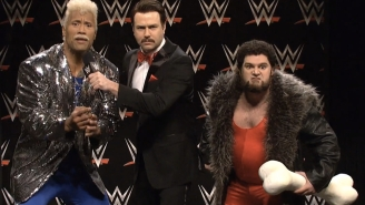 Punches And Piledrivers: All The Times 'SNL' Took On Boxing And Pro Wrestling