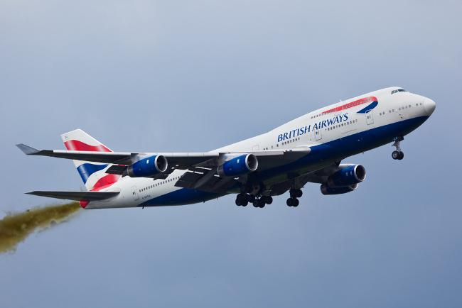 The shittiest British Airways flight