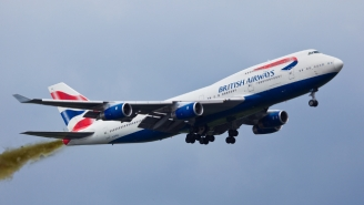 A British Airways Flight Had To Turn Around Because Someone Took A Ruthless Poop