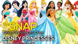 The Snap: The 5 Worst Disney Princesses