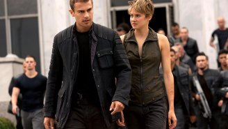 Box Office: 'Insurgent' pretty much matches 'Divergent's' $54 million opening