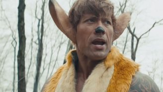 Oh deer, 'SNL' and The Rock present Disney's live-action flick 'Bambi'