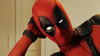 First Look: Deadpool wants to lay you down by the fire in his official movie costume