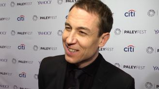 'Outlander' star Tobias Menzies on Black Jack: 'The Devil's sexy, isn't he?'