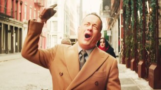 Tom Hanks Fans Are Really Going To Like The Video For Carly Rae Jepsen's 'I Really Like You'