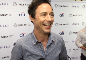 'Flash' star Tom Cavanagh says being Reverse Flash was what drew him to the show