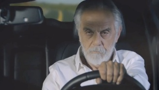 Tommy Chong Made A Bizarre Spoof Of Matthew McConaughey's Lincoln Commercials