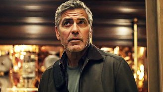 George Clooney Fights Robots In The Newest Trailer For 'Tomorrowland'