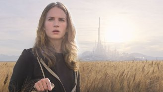 I spy, with my little eye, some familiar rides in the 'Tomorrowland' trailer
