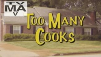 CNN's 'Too Many Cooks' parody has Jeb and Hillary, but no Smarf