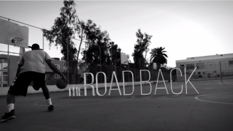 Paul George Prepares For His Return To Pacers Practice In 'The Road Back' Episode 3