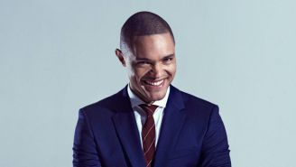 Comedy Central Released A Statement In Support Of New 'Daily Show' Host Trevor Noah