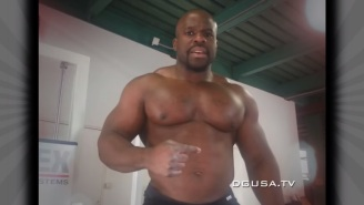 WWE Has Probably Signed Uhaa Nation, And You Should Probably Be Excited