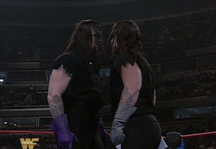 undertaker gimmicks