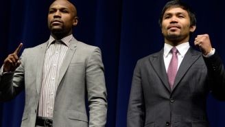 The Pay-Per-View Numbers For Mayweather Vs. Pacquiao Are Completely Insane