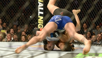 Watch Ronda Rousey's 14-Second Win Over Cat Zingano At 1/800th Normal Speed