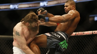 The Best Pictures, GIFs, And Videos From UFC 185