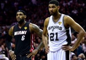 Pat Riley Saw A Dynasty 'Fly Out The Window' When LeBron Left Miami