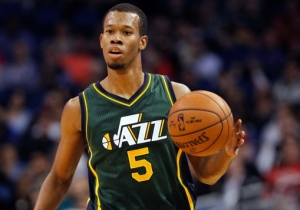 Rodney Hood Talks About His Injury, Duke's March Madness, The Young Jazz Nucleus And More