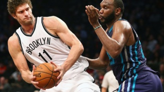 Brook Lopez Isn't Just Going To Disney World, He's Going To Live There