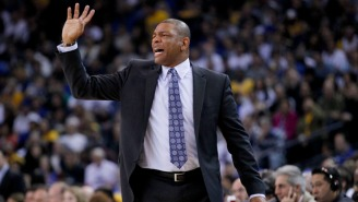 Doc Rivers After Draymond Green Complained About Getting Bumped: 'I Thought The Guy Was Tough'