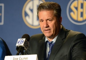 John Calipari Says All Eligible Kentucky Players Will Declare For The 2016 NBA Draft