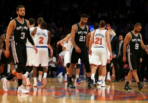Gregg Popovich Calls Out 'Pathetic Performance' After Spurs Fall To Knicks