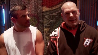 Former Pro Wrestler Vampiro Helps Save A Life At McDonald's