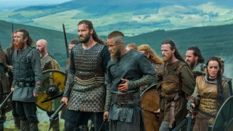 The History Channel Has Renewed 'Vikings' For A Fourth Season