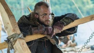 'Vikings' raids and pillages a 4th season on History