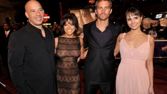 Michelle Rodriguez Says Paul Walker's Death Caused Her To Get 'Pretty Crazy'