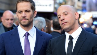 Vin Diesel Reveals That He Named His Newborn Daughter After Paul Walker