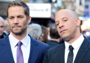 Vin Diesel Says 'The Last Witch Hunter' Helped Him Work Through His Grief Over Paul Walker