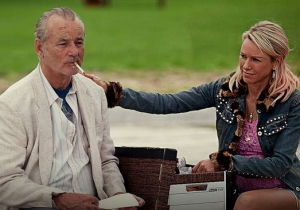 Bill Murray Broke The Tension With A Perfect Line After His 'St. Vincent' Sex Scene With Naomi Watts