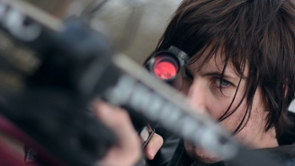 Cosplay Spotlight – The Walking Dead's Daryl Dixon by 0Hidan0