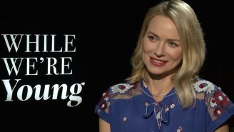 Don't worry, Naomi Watts is a much better dancer in real life than in 'While We're Young'