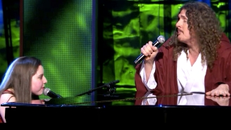 Watch Weird Al Perform 'Yoda' With An Autistic Girl And A Choir Of Autistic Children