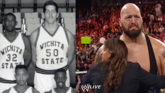 Remember When Big Show Was Wichita State's Blue-Chipper Early-90s Center?
