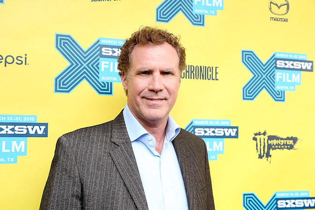 Will Ferrell Speaks Out Against Frat