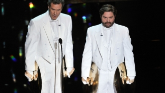 Will Ferrell And Zach Galifianakis Could Have Hosted The Most Incredible Oscars Ever