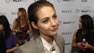 'Arrow' star Willa Holland talks Speedy, pull-ups and on-set injuries