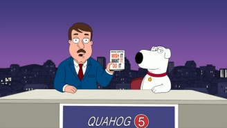 'What About That Novel You're Workin' On?': A Look At Brian Griffin's Writing On 'Family Guy'