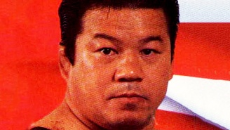 Japanese Legend 'The Dragon' Tatsumi Fujinami Will Be Inducted Into The WWE Hall Of Fame